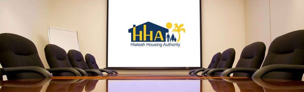 Hialeah Housing Authority Board Room